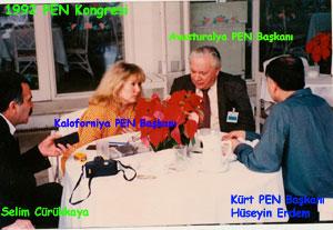 1992_PEN_kongre_selim_h_sey