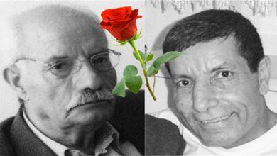 Photo of Baba ve Oğulun Mezarına Birer Kırmızı Gül