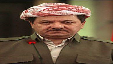 Photo of Sayın Başakan Mesud Barzani