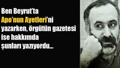 Photo of Serxwebun'a göre Selim Çürükkaya